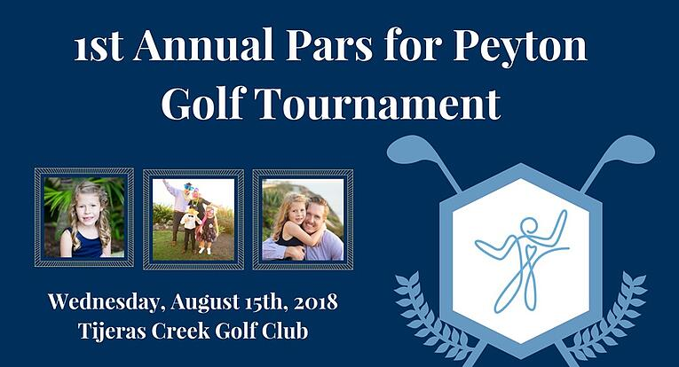 1st Annual Pars for Peyton