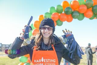 Harvesting Hope for PWS: Rachael Fischer and Julie Foge
