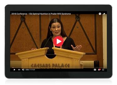 Optimal Nutrition Presentation Play tablet