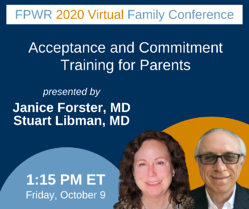Acceptance and Commitment Training for Parents