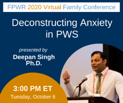 2020 Conference Desconstructing Anxiety