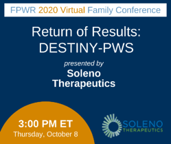 2020 Conference Soleno Results
