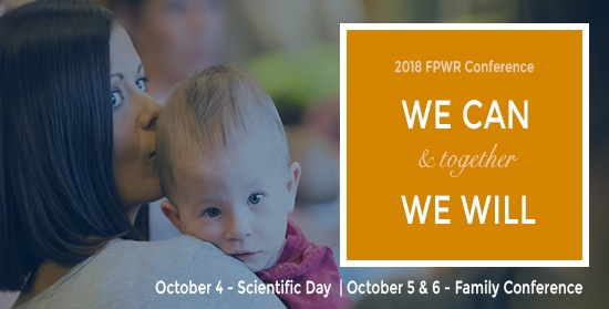 Annual PWS Research Symposium and Family Conference
