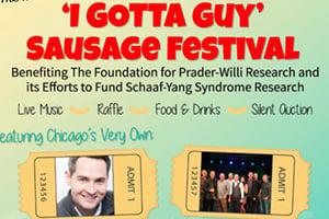 2019 I Gotta Guy Sausage Festival