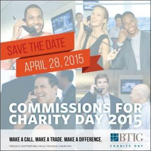BTIG Charity Day 2015