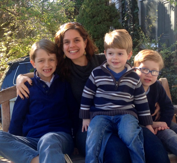 pws mom and children