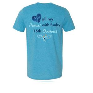 International 15q Awareness Shirt