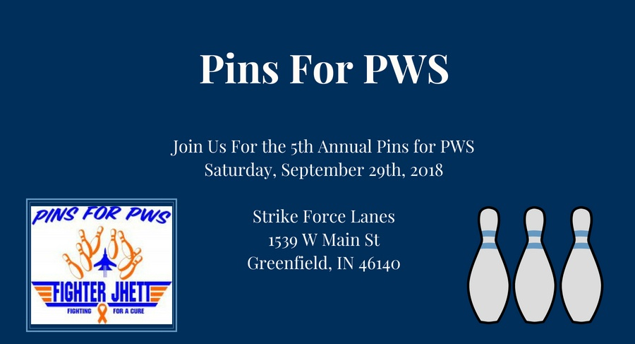 Pins for PWS Banner