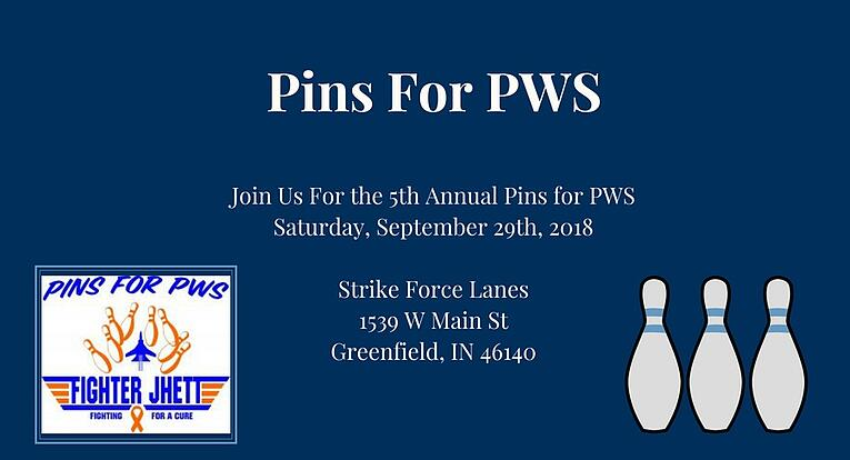 Pins for PWS