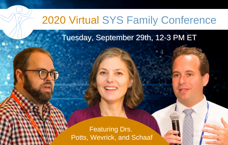 Schaaf-Yang Virtual Conference