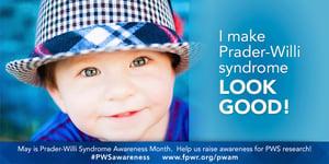 PWS Awareness Month Social Media Graphics