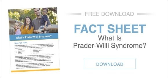 What Is Prader-Willi Syndrome fact sheet
