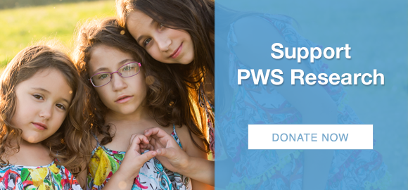 Donate for PWS Research