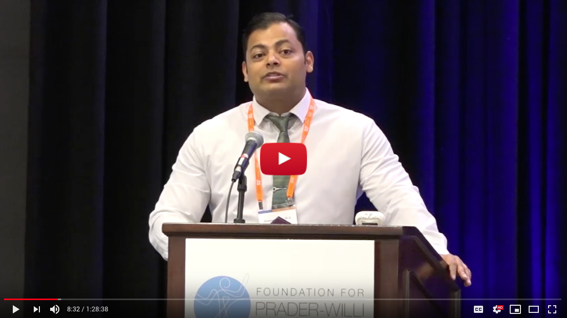 2019 PWS Clinical Trials Panel [VIDEO]