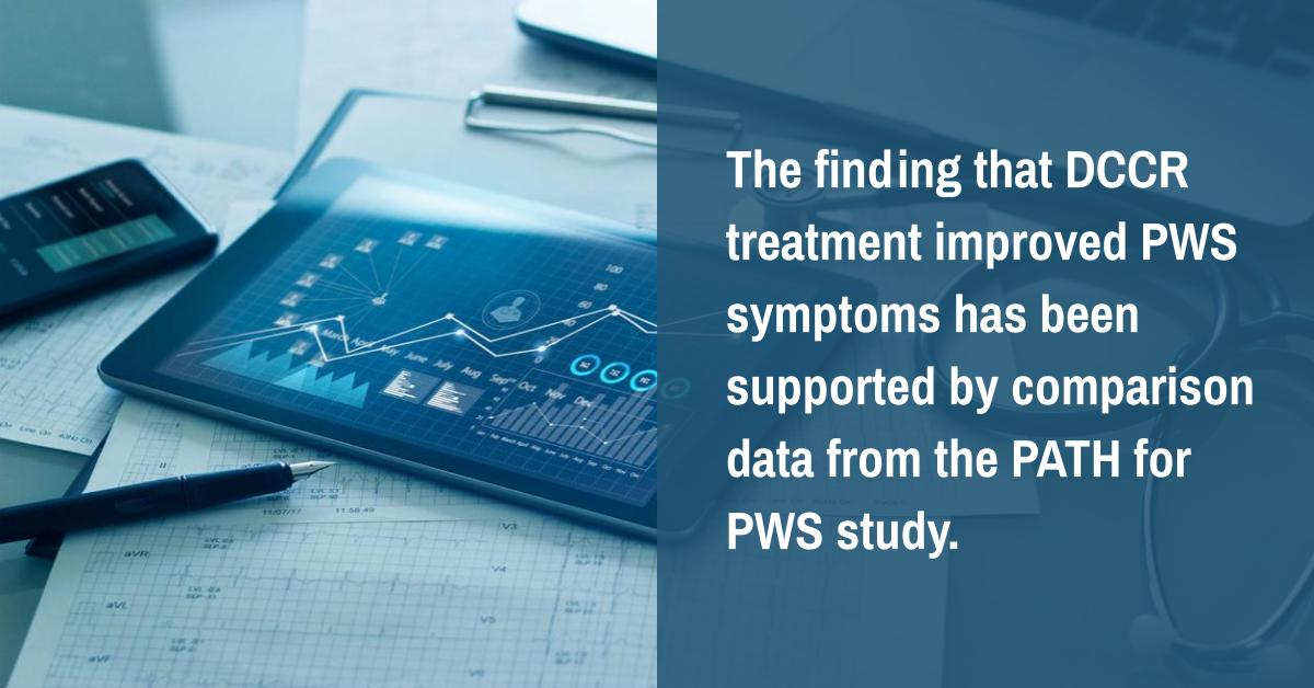 PATH for PWS Data Supports Positive Findings From DCCR Trial