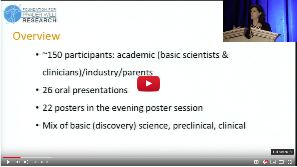 PWS Research Symposium Highlights [2018 Conference Video]