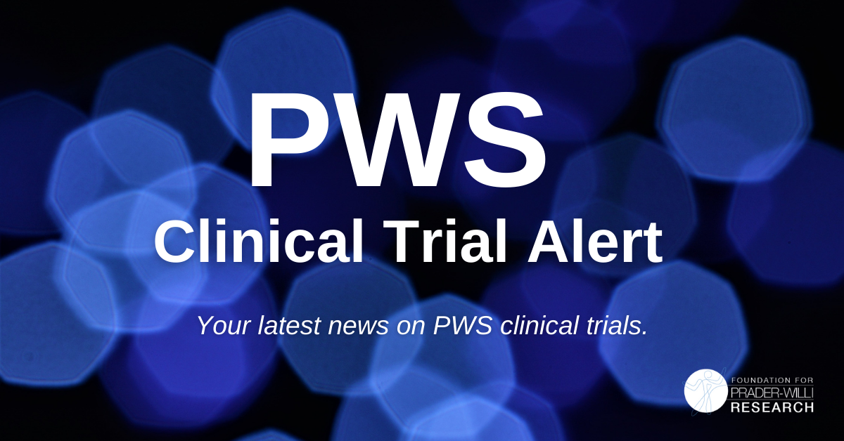 PWS Clinical Trials Alert