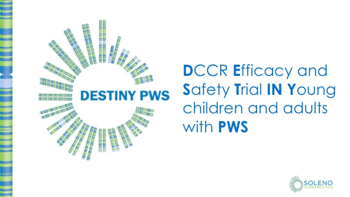 PWS Clinical Trial Webinar: Diazoxide Choline Controlled Release (DCCR)