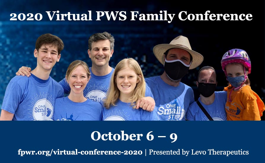 Top 10 Reasons to Attend the 2020 Virtual PWS Family Conference