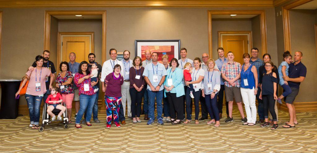 Schaaf Yang Syndrome Families meet