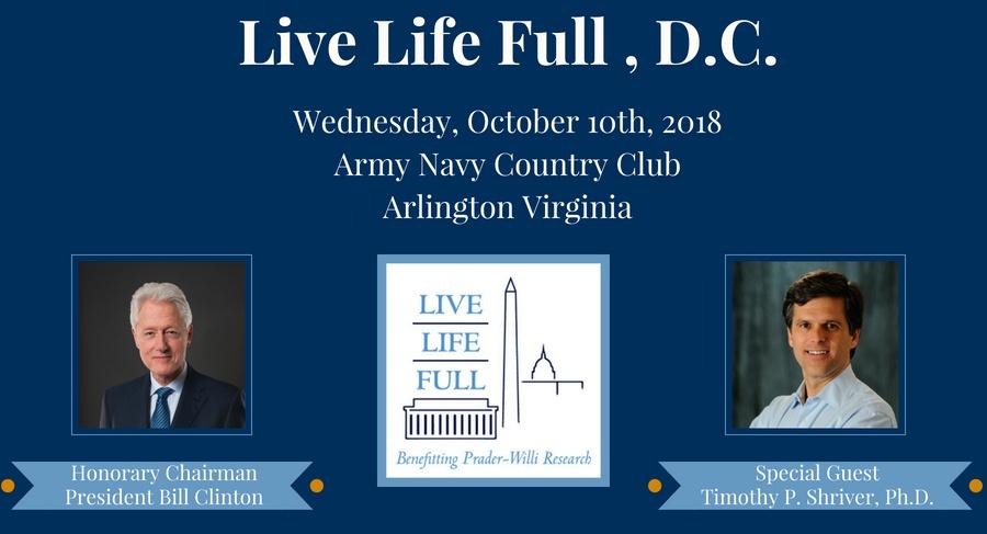 Live Life FULL DC 2018