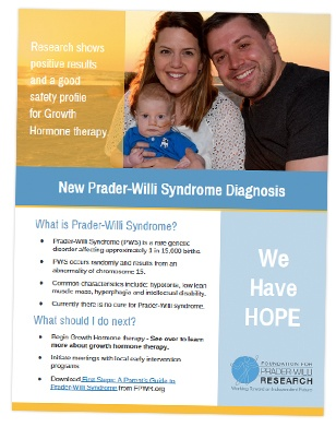 Growth Hormone Therapy for PWS Fact Sheet