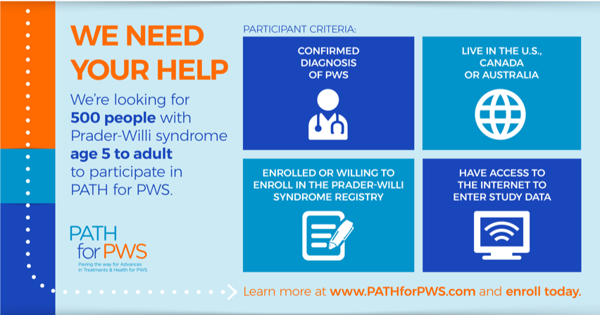 Clinical Trial Webinar: PATH For PWS