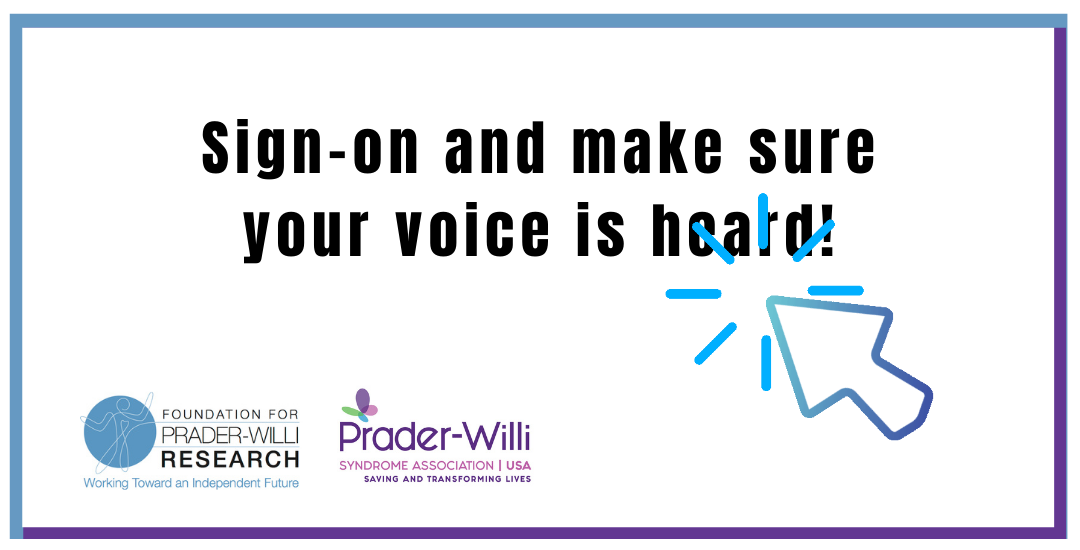 Sign-on to Our Letter to Make Sure YOUR Voice Is Heard By the FDA