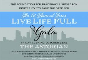 Live Life FULL Texas Gala