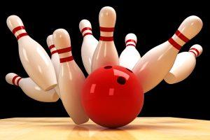 test 1 bowling